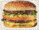 Amazing McDonalds Big Mac Cheeseburger FOOD Montage , Other - McDonalds, Final Score Products  - 1
