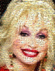 Amazing Dolly Parton horses/flowers/butterflies Montage , Other - n/a, Final Score Products  - 1