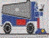 Amazing Zamboni NHL Ice Hockey Montage Limited Edition , Hockey-NHL - n/a, Final Score Products  - 1
