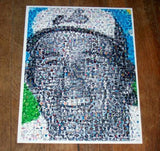 Amazing Montreal Expos NY Mets GARY CARTER Montage , Baseball-MLB - n/a, Final Score Products  - 1