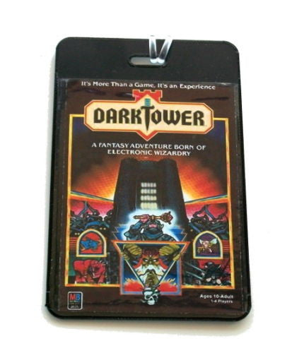 Dark Tower Board Game Luggage or Book Bag Tag , Other - n/a, Final Score Products  - 1