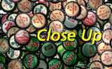Custom Mt. Dew Bottle Caps YOUR NAME Incredible 9X11 Mosaic Framed not $99 , Mountain Dew - n/a, Final Score Products  - 2