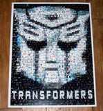 Amazing NEW rare Transformers Movie Montage #ed to 25 , Other - n/a, Final Score Products