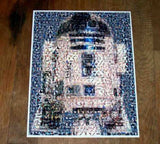Amazing Star Wars R2D2 robot Montage 1 of only 25 EVER! , Other - n/a, Final Score Products  - 1
