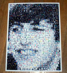 Amazing The Beatles Ringo Starr montage. 1 of only 25 , Other - n/a, Final Score Products  - 1