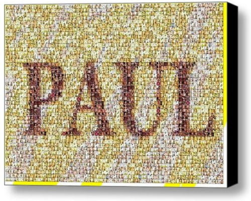 Custom Taylor Swift YOUR NAME Incredible Mosaic 9X12 Framed Print $99 value , Other - n/a, Final Score Products  - 1