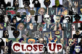 Amazing Scream Horror Movie Monster Poster Montage #ed , Other - n/a, Final Score Products  - 2