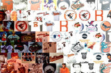AMAZING Baltimore Orioles vintage bird logo Montage!!! , Baseball-MLB - n/a, Final Score Products  - 2