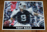 Amazing Dallas Cowboys Tony Romo Montage 1 of only 25 , Football-NFL - n/a, Final Score Products  - 1