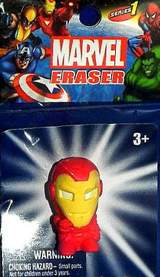 Official licensed product Iron Man Eraser Marvel Comics Universe