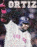Amazing Boston Red Sox David Ortiz Montage w/COA , Baseball-MLB - n/a, Final Score Products