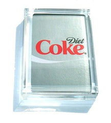 Acrylic Diet Coke Coca Cola Executive Desk Paperweight , Other - Coca-Cola, Final Score Products