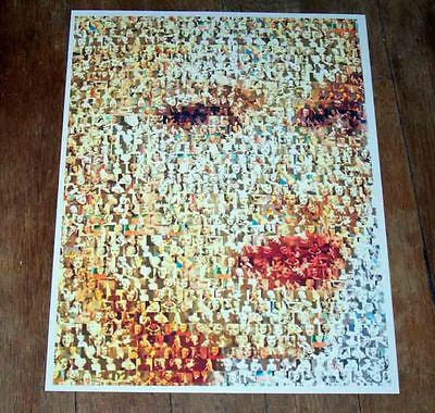 Amazing Anna Nicole Smith Marilyn Monroe Montage w/COA , Other - n/a, Final Score Products