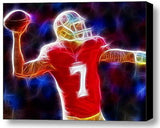 Framed San Francisco Colin 49ers Kaepernick 9X11 Limited Edition Art Print w/COA , Football-NFL - n/a, Final Score Products