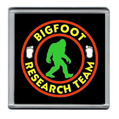 Yeti Sasquatch Bigfoot Reaserch Team Coaster , Other - n/a, Final Score Products