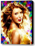 Framed Magical Taylor Swift 9X11 inch Limited Edition Art Print w/COA , Other - n/a, Final Score Products