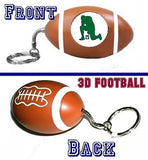 New York Jets Tim Tebow Tebowing Football Key Chain NEW Keychain Key Ring , Football-NFL - n/a, Final Score Products