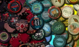Custom Poker Chip Casino lot YOUR NAME Incredible Mosaic Framed Print not $99 , Poker Chips - n/a, Final Score Products  - 2
