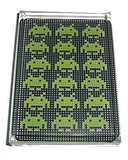 Space Invaders Video Game Acrylic Executive Display Piece or Desk Paperweight , Video Game Memorabilia - n/a, Final Score Products