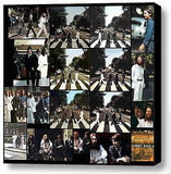 The Beatles Abbey Road photo shoot 8 X 8 inch framed print , Other - n/a, Final Score Products