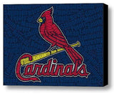 St. Louis Cardinals Greats Mosaic INCREDIBLE Framed 9X11 Limited Edition , Baseball-MLB - n/a, Final Score Products