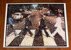 AMAZING The Beatles Abbey Road Montage. LIMITED EDITION