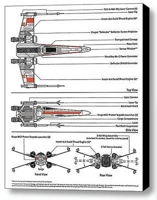 Framed Star Wars X-Wing Fighter 9 X 11 inch Schematic Diagram Plans on batman schematics, tron schematics, wall-e schematics, terminator schematics, kamen rider schematics, robotech schematics, prometheus schematics, a wing fighter schematics, pneumatic schematics, macross schematics, stargate schematics, star destroyer, pacific rim schematics,