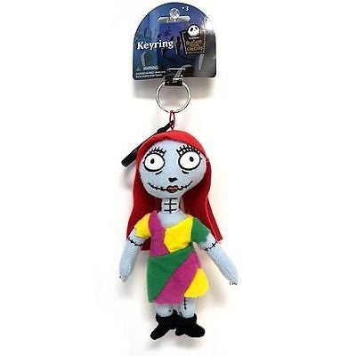 The Nightmare Before Christmas Sally Plush Key Chain official licensed product , Keyrings - n/a, Final Score Products