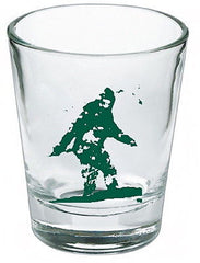 Sasquatch Bigfoot Yeti Shot Glass LIMITED EDITION , Slightly Unusual - n/a, Final Score Products