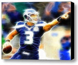 Russell Wilson Seattle Seahawks Framed 9X11 inch Limited Edition Art Print w/COA , Football-NFL - n/a, Final Score Products