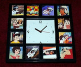 1960s Speed Racer X Trixie Pops Clock with 12 pictures , Other - n/a, Final Score Products