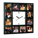 Big Friends TV Show Clock Ross Joey Chandler Rachel Phoebe Monica pictures , Watches & Clocks - n/a, Final Score Products