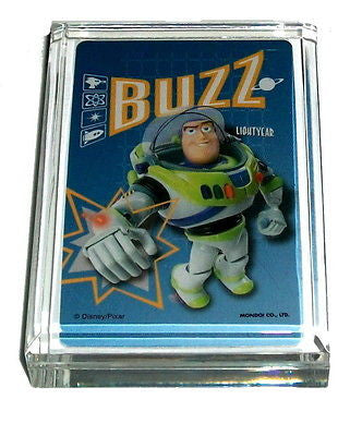 Toy Story Buzz Lightyear Acrylic Executive Paperweight