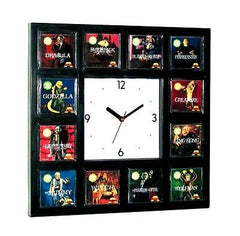12 Aurora Movie Monster 1972 Model kits set Clock , Monster - n/a, Final Score Products