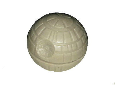 3 inch Star Wars Death Star Soap Premium Blend , Lightsabers, Weapons - n/a, Final Score Products