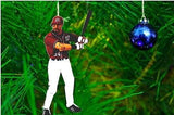 Bryce Harper Christmas Holiday Tree Ornament or rear view mirror hanger , Baseball-MLB - n/a, Final Score Products