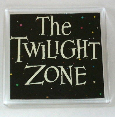 The Twilight Zone Coaster 4 X 4 inches , Other - n/a, Final Score Products