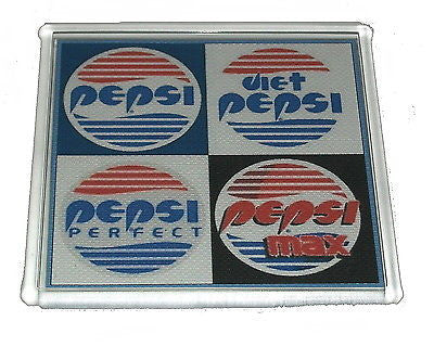 Back To The Future II Pepsi Cola Coaster or Change Tray