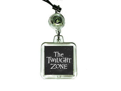 The Twilight Zone Cell Phone Blinking Flashing Charm , Straps & Charms - n/a, Final Score Products
