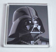 Darth Vader Star Wars Coaster 4 X 4 inches , Darth Vader - n/a, Final Score Products