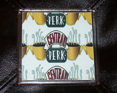 FRIENDS TV Show Central Perk coffee cup mug Coaster , Other - n/a, Final Score Products
