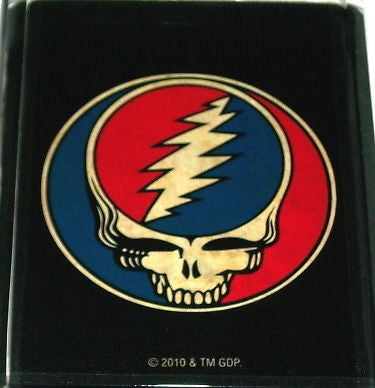 Official Grateful Dead Fridge Magnet big 2.5 X 3.5 inches , Novelties - n/a, Final Score Products
