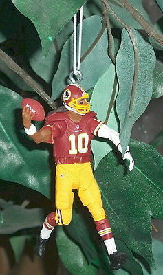 Washington Redskins RG3 Robert Griffin III Christmas Holiday Tree Ornament , Football-NFL - n/a, Final Score Products