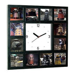 Doctor Dr. Who Dalek Daleks Robot Clock with 12 pictures , Dr. Who - n/a, Final Score Products