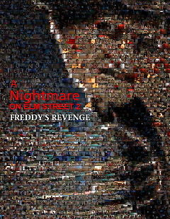 Amazing A Nightmare on Elm Street 2 scene montage w/COA , Other - n/a, Final Score Products