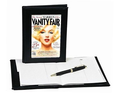 Marilyn Monroe Vanity Fair Cover forever notebook Phone address or Diary book. , Other - n/a, Final Score Products