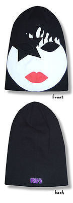 New with tags KISS Gene Simmons face ski mask toboggan knit hat head , Other - n/a, Final Score Products