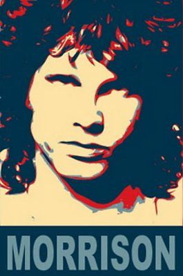 Doors Jim Morrison 19X13 poster print Limited Edition , Posters - n/a, Final Score Products