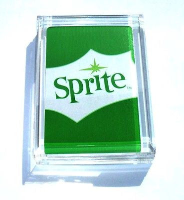 Acrylic Sprite Soda Pop Executive Desk Top Paperweight