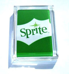 Acrylic Sprite Soda Pop Executive Desk Top Paperweight , Other - Coca-Cola, Final Score Products